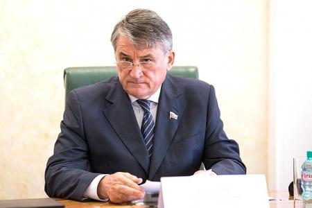 Ю. Воробьев провел ряд двусторонних встреч в рамках 137-й Ассамблеи Межпарламентского союза в Санкт-Петербурге