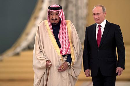 Москва – Эр-Рияд: многофакторная ось