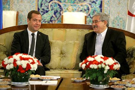 Россия и алжирско-марокканские споры