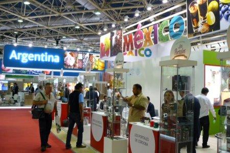 Латиноамериканцы на выставках в Москве
