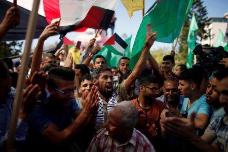 Палестинцы объединяются. И это – не случайно