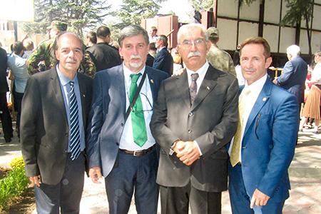 Южную Осетию посетила итальянская делегация