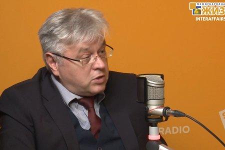 Гарбузов Валерий Николаевич, Директор Института США и Канады РАН (часть 1)