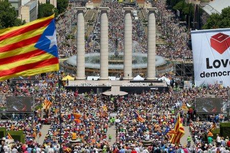 Каталония «вне закона»