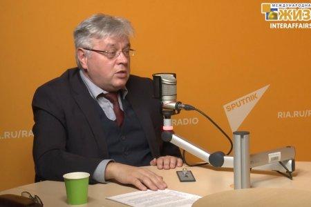 Гарбузов Валерий Николаевич, Директор Института США и Канады РАН (часть 2)