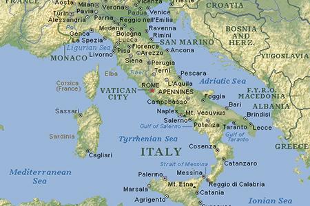 Несостоявшаяся «Третья республика» в Италии