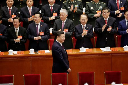 19th Chinese Communist party meeting and Russia's interests