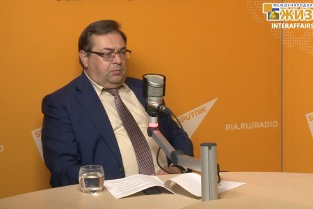 Юрий Александрович Петров – Директор Института Российской Истории РАН (часть 1)