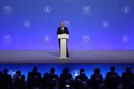 В Санкт-Петербурге открылась 137-я Ассамблея Межпарламентского союза