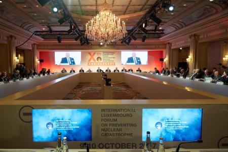 Участники Юбилейной конференции Люксембургского форума в Париже обсудили актуальные проблемы нераспространения ядерного оружия