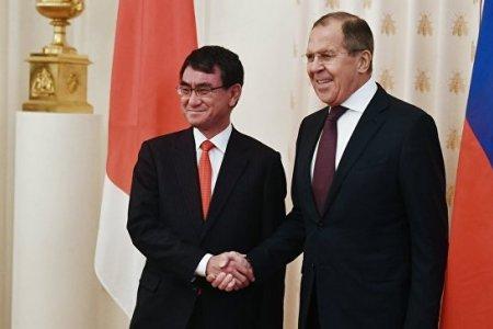 Главы МИД России и Японии подтвердили активизацию двустороннего политического диалога на пути к выработке мирного договора