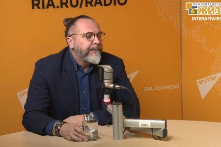 Юрий Грымов, режиссер, художественный руководитель театра «Модерн»