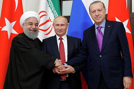 Сирийское урегулирование: дорогу осилит идущий