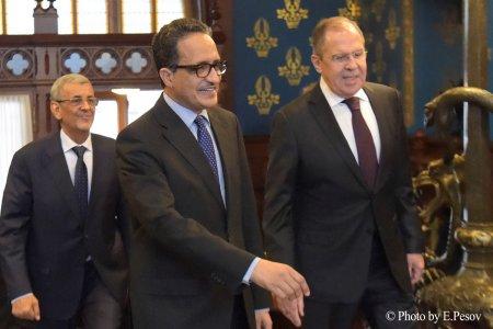 Россия и Мавритания - за непримиримость в  борьбе с международным терроризмом