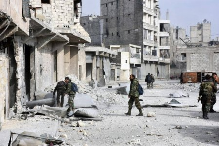 Сирия: война кончается. Каким будет мир?