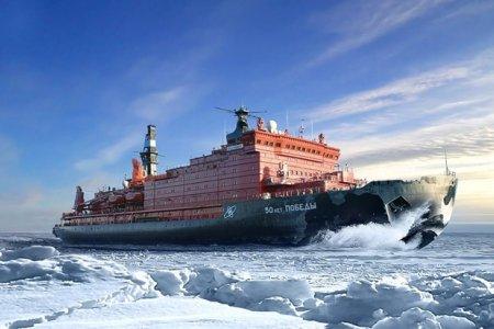 Арктика – резерв ресурсов и территории
