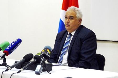 Посол Кубы в Российской Федерации Эмилио Лосада Гарсия: «Президент Трамп против независимой Кубы. И всего мира»