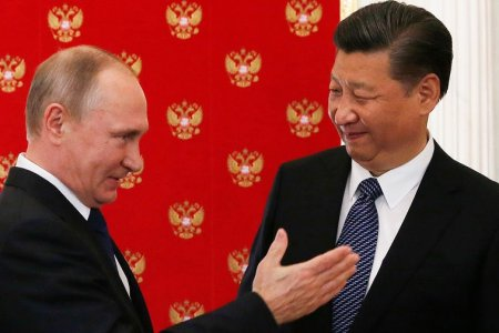 Почему Владимир Путин и Си Цзиньпин всё чаще «сверяют часы»?