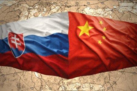 КНР отправляет поезд в Братиславу