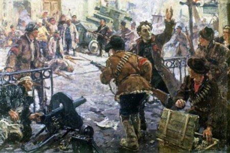 Октябрьская революция 1917 года: малоизвестные факты и современные мифы