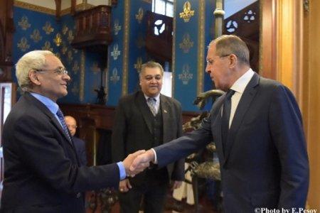Россия и Маврикий отмечают позитивную динамику в двусторонних контактах