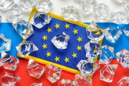 Между нами тает лёд: Россия и Европа
