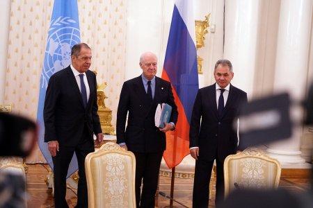 Переговоры по сирийскому урегулированию получили новый импульс в Москве