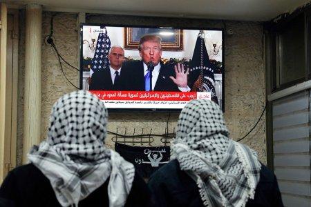 Иерусалимский покер Дональда Трампа