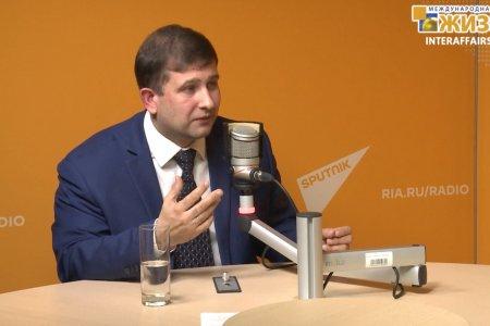 Андрей Манойло, доктор политических наук, профессор, член научного Совета при Совете Безопасности РФ, часть 2