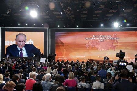 Владимир Путин: «…Без лакировки обо всех проблемах»