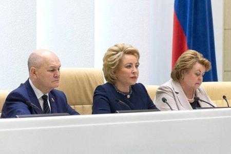 В. Матвиенко обсудила с активистами экологического просвещения итоги Года экологии