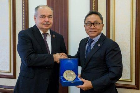 И.Умаханов: «Парламентариев России и Индонезии связывают стратегические отношения дружбы и сотрудничества»