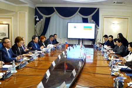 Галина Карелова: «Республика Корея – наш важный и перспективный партнер»