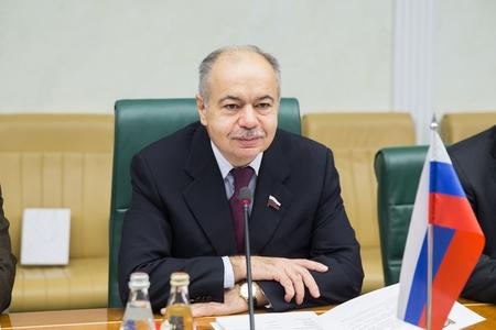 И. Умаханов: В Совете Федерации заинтересованы в развитии всего комплекса российско-ливанских отношений