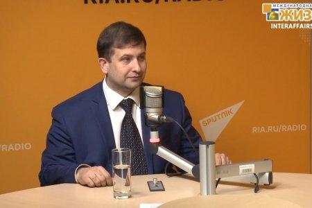 Андрей Манойло, доктор политических наук, профессор, член научного Совета при Совете Безопасности РФ, часть 1