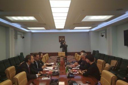 Российские и европейские законодатели - за конструктивный межпарламентский диалог
