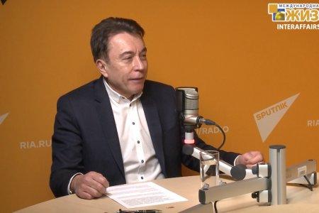 Тимур Аитов, Директор по международному развитию Ассоциации «Финансовые инновации», часть 1