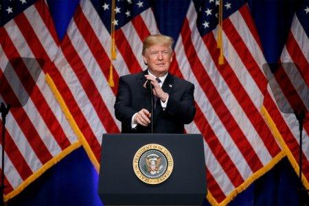 Доктрина национальной безопасности Трампа (западные аналитики: цели амбициозны, средства неясны)