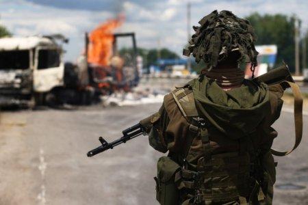 Украина – тренды вхождения в 2018-й: конфликт на юго-востоке