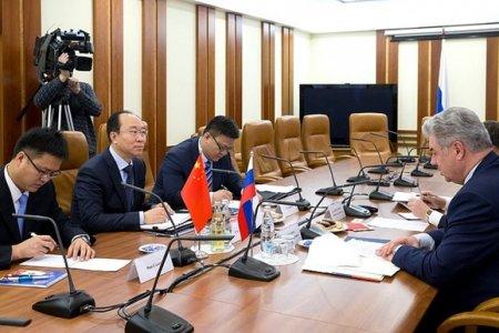 Пекин твердо настроен на развитие военного сотрудничества с Москвой