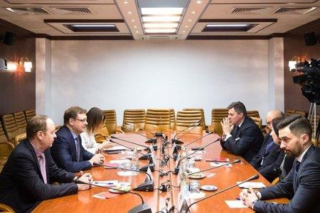 Французские и российские сенаторы готовят совместный доклад о состоянии российско-французских отношений
