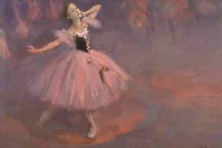 Галине Улановой – гению русского балета посвящается