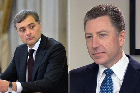 Итоги встречи Суркова и Волкера: принуждение к Минскому процессу и реальная перспектива миротворческой миссии на Донбассе