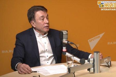 Тимур Аитов, Директор по международному развитию Ассоциации «Финансовые инновации», часть 2