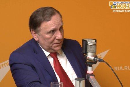 Андрей Бакланов – Заместитель Председателя ассоциации российских дипломатов, востоковед (часть 2)