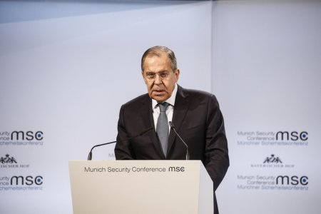 Foreign Minister Sergey Lavrov's remarks and answers to questions at the Munich Security Conference, Munich, February 17, 2018