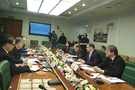 Россия и Турция за укрепление и развитие межпарламентского диалога