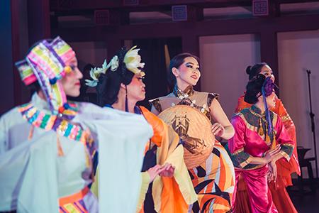 В Санкт-Петербурге прошел Фестиваль культуры народов Китая «Путешествие по Шелковому пути»