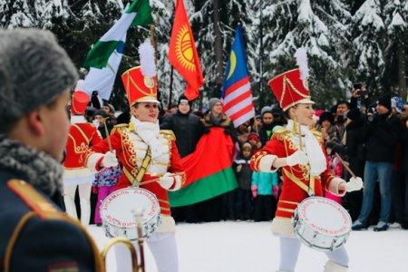 XVIII Зимние дипломатические игры: снег, спорт и никакой политики