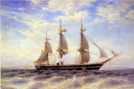 В Америке почтили память русских моряков